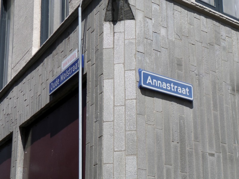 annastraat, The Hague